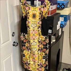 Donna Morgan Floral dress